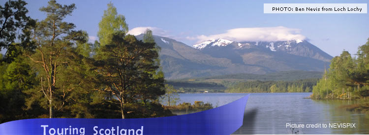 Scottish Tourist Guide and Driver. I conduct tours for individuals and small  groups in English and French through Scotland and the North of England for visitors seeking a tailor-made holiday to remember Slide 1