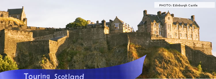 Scottish Tourist Guide and Driver. I conduct tours for individuals and small  groups in English and French through Scotland and the North of England for visitors seeking a tailor-made holiday to remember Slide 4
