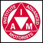 Institute of advanced motorists logo