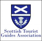 Scottish Tourist Guides Association Logo