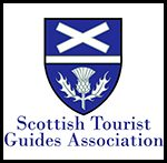 Scottish Tourist Guides Association Logo